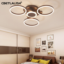 Modern led chandelier simple living room crystal for bedroom, kitchen, latest design beautiful light, 50%