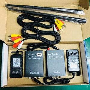 Image 5 - Thiết Bị Thu Phát Bộ Nhà Adapter Âm Thanh Stereo Hifi Độ Trễ Thấp 3Km 2.4 GHz Video Âm Nhạc Di Động Tầm Xa Không Dây âm Thanh
