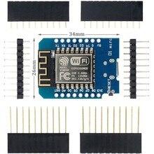 10 sztuk D1 Mini Mini NodeMcu 4M bajtów Lua WIFI Internet rzeczy pokładzie rozwoju ESP8266
