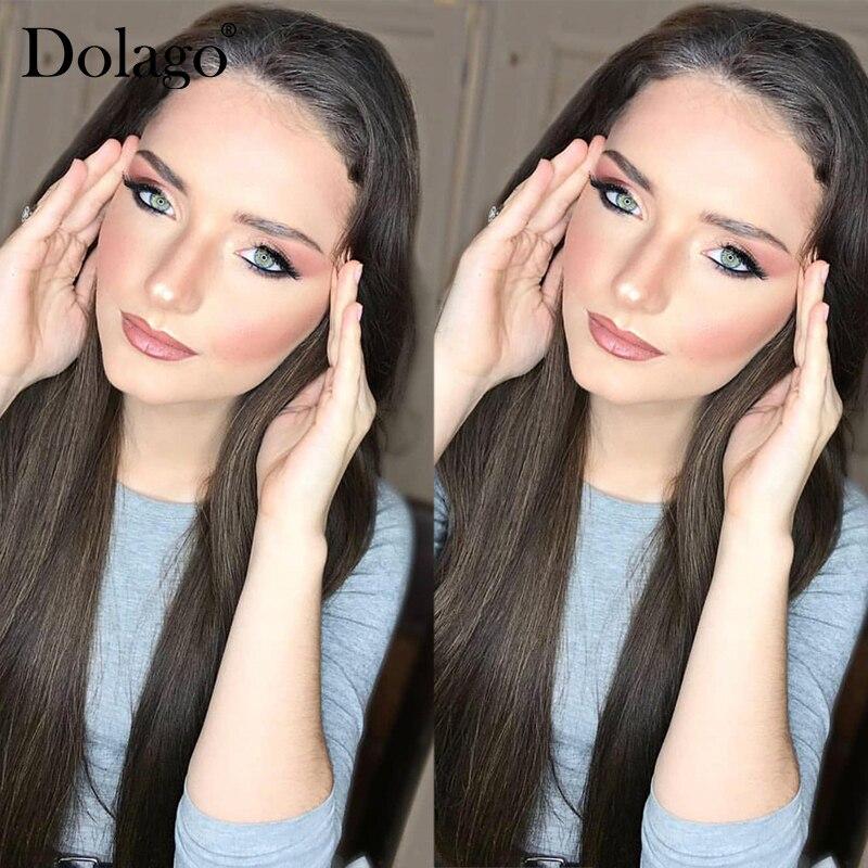 Jewish Wig Kosher Wigs European Virgin Hair Silk Top Straight 100% Human Hair 130% Density Dolago Hair Double Drawn