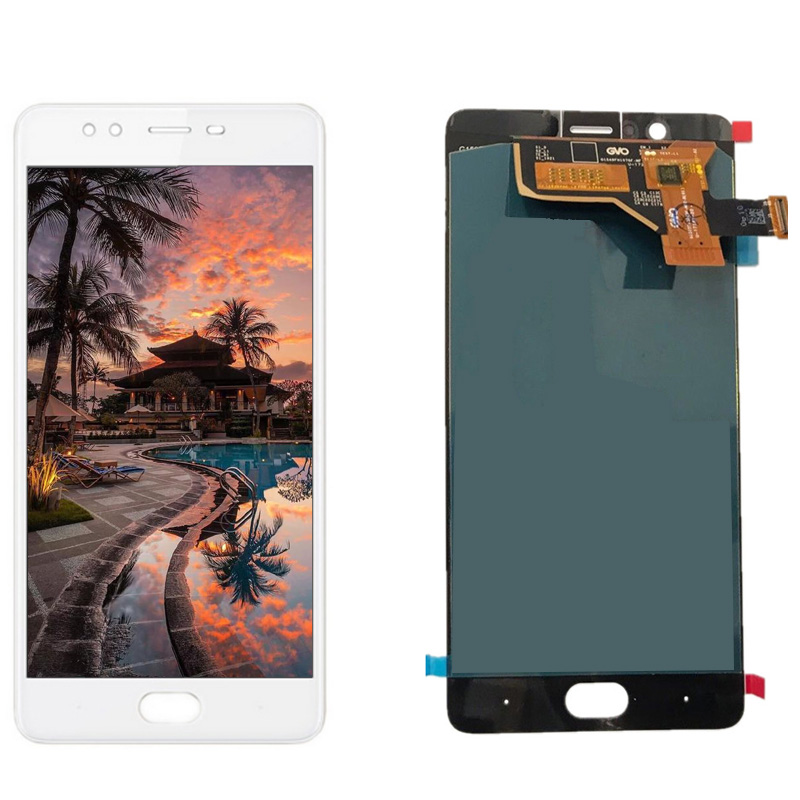 5.5'' Lcd For ZTE Nubia M2 NX551J LCD Display + Touch Screen Digitizer Assembly Replacement(China)
