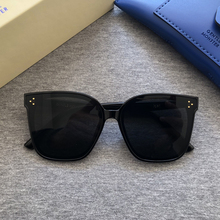 Gentle Sunglasses Frame Square Designer Woman Women Polarized High-Quality Lady GM HER