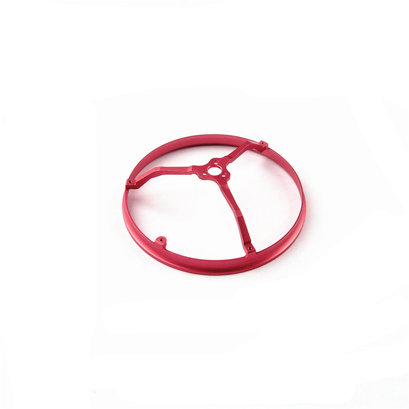 Happymodel CNC 52mm 2 Inch Propeller Protective Guard Support <font><b>1102</b></font> 1103 <font><b>Motor</b></font> for Snapper8 FPV Racing Drone RC Quadcopter image