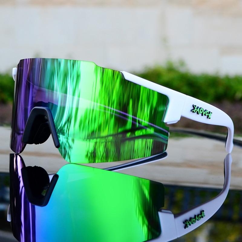 Cycling glasses Men&Women road bike sunglasses 2019 sport riding running eyewear UV400 goggles bicycle mtb fietsbril for Running 3