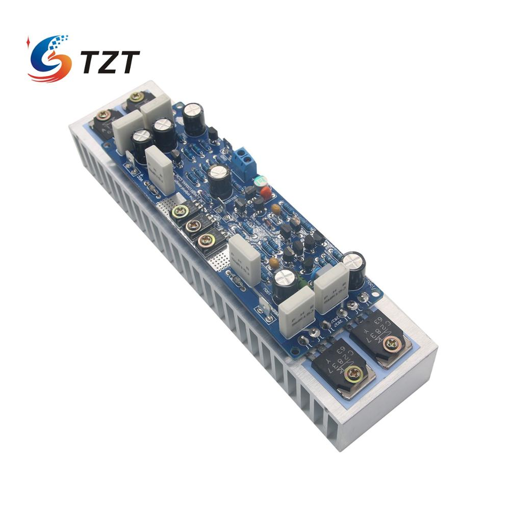 Mono Class AB L12-2 Power Amplifier board Assembled 120W 55V low distortion
