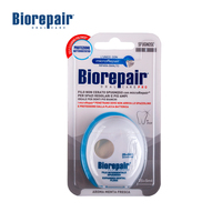 Dental Floss Biorepair GA1381000 beauty health picks sponge without wax oral hygiene and care