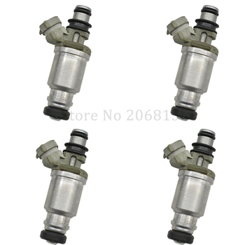 4PCS Fuel InjectorS for TOYOTA JP SPRINTER CARIB 1990~1995 CARINA FF 1988~1996 1.6L 4AFHE 23250-16120 23250-16120