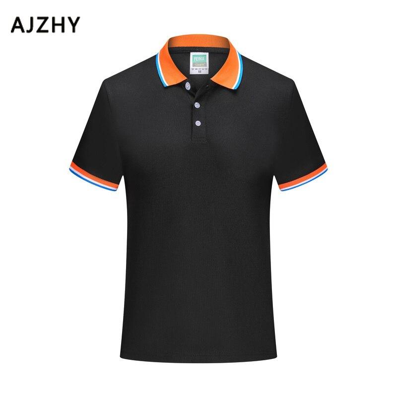 Summer Polo Shirt Men Cotton Short Sleeve Breathable Anti-Pilling 2019 New Casual Solid Summer Sport Jerseys Golf Tennis Shirts