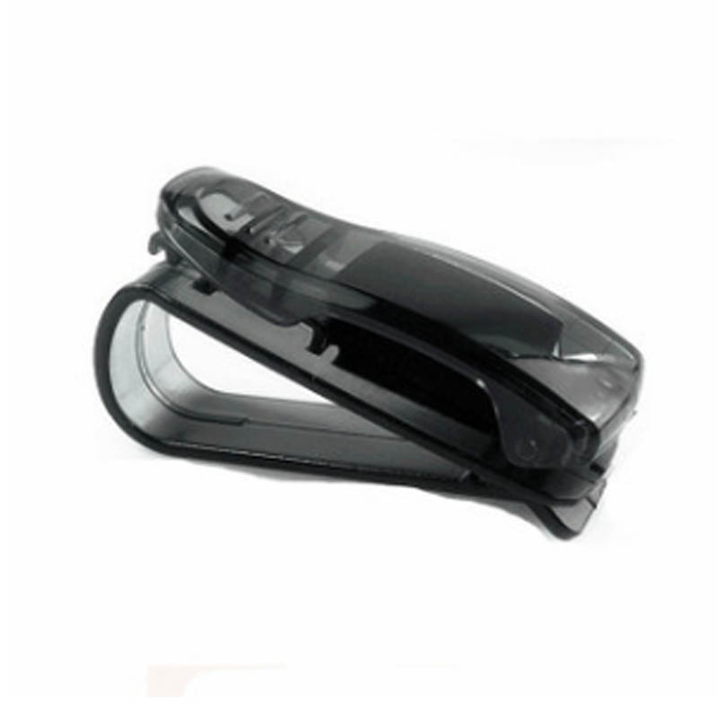 Car clip plastic Multi-functional and practical car inner S-type car-mounted glasses