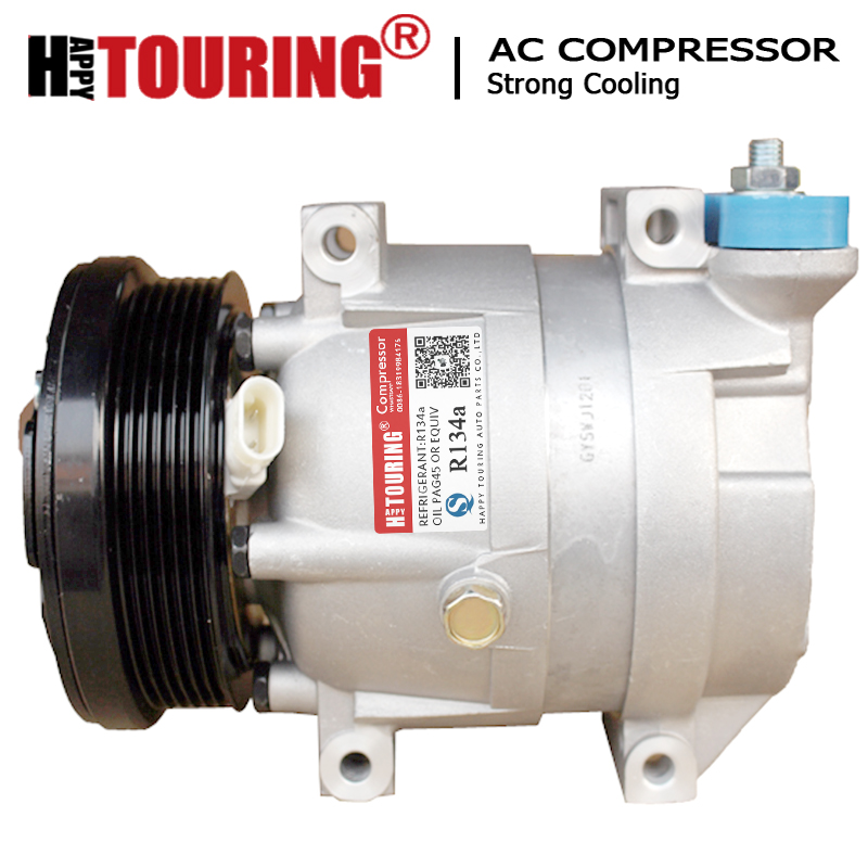 A//C Compressor w//Clutch for Chevrolet Corvette 1997-2004 NEW