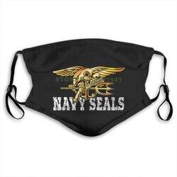 Eua navy seals original equipe seals para homem máscaras faciais