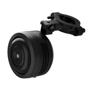 Image 2 - 1600mAh Bicycle Bell Electric Ring Remote Bike Horn Alarm USB Charging Loud Sound Waterproof BMX MTB Safe Anti theft Bike Alarm