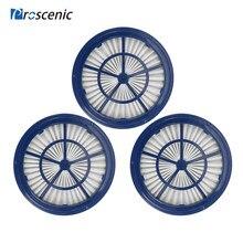 Proscenic – accessoires d'aspirateur P10/P10 PRO, filtre HEPA, brosse, bac à poussière