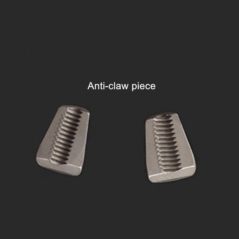 Riveting Gun Core Accessories 3 Claws Pneumatic Rivet Gun Claw Piece Rivet Gun Decoration 2 Claw Piece