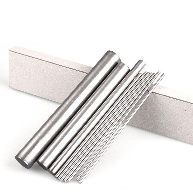 GR5 45mm Grade Length Metal Ti Rod TC4 Stick Wire Bar Aerospace 1pcs Titanium For  Turbine Diameter Manufacturing 200mm