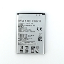 NEW Original 2540mAh BL-54SH Battery For LG BL-54SH  High Quality Battery + Tracking Number new original touch screen tp04g bl c text high quality