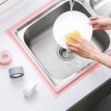 Wall-Sticker Sealing-Strip Bath-Caulk-Tape Shower Sink Self-Adhesive Bathroom Kitchen