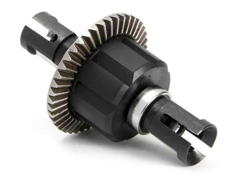 Aluminium alloy HPI RACING RC Car Gear Diff Set Assembled 1//8 Savage HPI86127