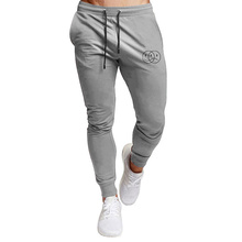 New Spring Autumn smile printing Gyms Men Joggers Sweatpants Men's Joggers Trousers Sporting Clothing The High Quality