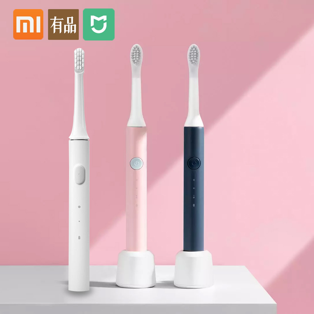 Xiaomi Electric Toothbrush Sonic Tooth Brush Waterproof Rechargeable Soocas Toothbrush USB Oral Hygiene Vibrator Dental Care 5