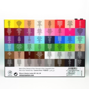Image 4 - Winsor & Newton Brushmarker 48 Colors Essential Collection  Markers Set