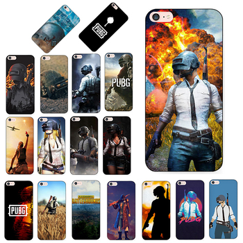 MaiYaCa pubg Black silicone soft tpu Phone Case for iPhone 8 7 6 6S Plus XS XR XS MAX 10 5 5S SE 11pro max case Coque funda