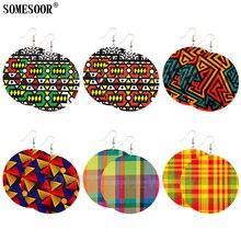 Somesoor 6 комплектов оптовая продажа африканские ткани шелковый