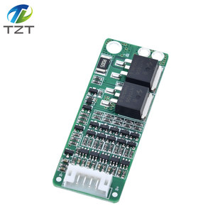 Image 5 - TZT 5S 15A Li ion Lithium Battery BMS 18650 Charger Protection Board 18V 21V Cell Protection Circuit