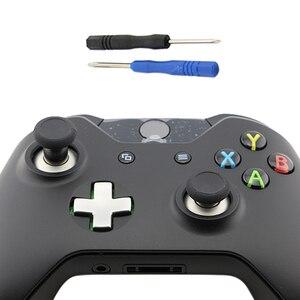 Image 4 - 11P استبدال مبادلة الإبهام السيطرة التناظرية عصا D الوسادة و الوفير زر الزناد ل XBOX ONE النخبة PS4 التبديل برو تحكم غمبد