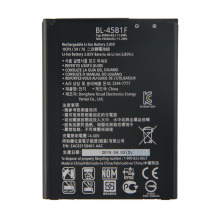 Fesoul High Capacity BL-45B1F Phone Li-ion Replacement Battery For LG V10 H968 H961 BAK-110 F600 BL 45B1F H901 H900