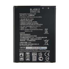 Fesoul High Capacity BL-45B1F Phone Li-ion Replacement Battery For LG V10 H968 H961 BAK-110 F600 BL 45B1F H901 H900 стоимость