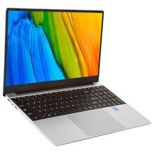 15.6inch Intel Core i7 CPU 8GB RAM up to 1TB SSD 1920*1080P FHD 5G WIFI Ultrathin Laptop