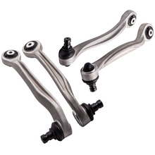 Suspension-Kit Phaeton R-Control-Arms Upper-L Audi Front for A6 A8 S6 VW 4PCS