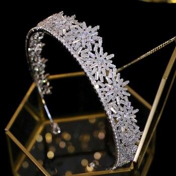 crown headband hair ornaments Tiara, диадема bridal hair accessories  корона accessories women   bridal crown ободок для волос