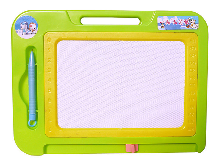 Magnetic Drawing Board 9812 Plastic Drawing Board Educational Toy CHILDREN'S Toy Mixed Batch