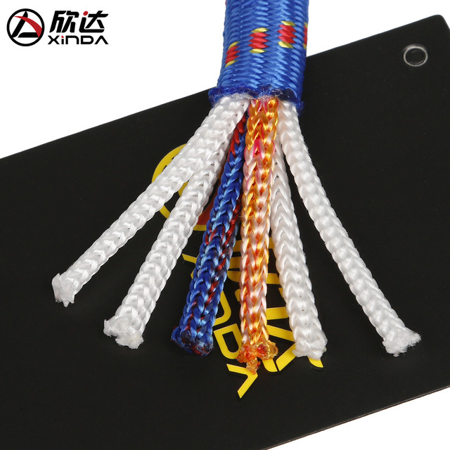 Resistant Emergency Ropes Hiking Accessory Tool Outdoor Safety Climbing Rope