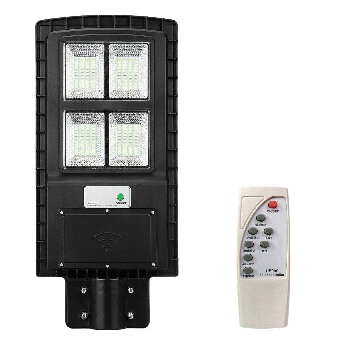 Модный уличный светильник на солнечной батарее с датчиком движения, наружный настенный светильник + пульт дистанционного управления