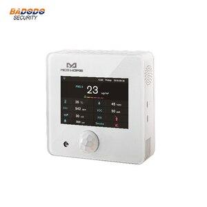 Image 1 - Z גל MCO בית A8 9 רב חיישן EU868.42MHz טמפרטורת לחות PM2.5 CO2 PIR כל אחד חיישן גלאי