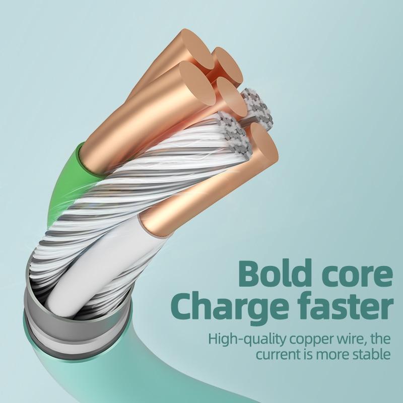 Chargeur pour iPhone 11 Pro Max X XR XS 8 7 6 6s 5 5s cordon iPad pour Charger câble chargeur câble Silicone liquide pour câble iPhone 4