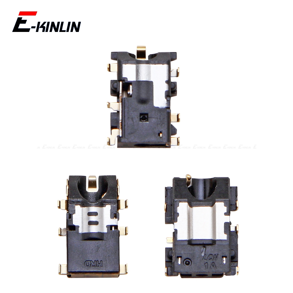 Ear Earphone Jack Audio Flex For XiaoMi Redmi Note 5A 4X 4A 4 3 Pro Headphone Port Connector Repair Parts