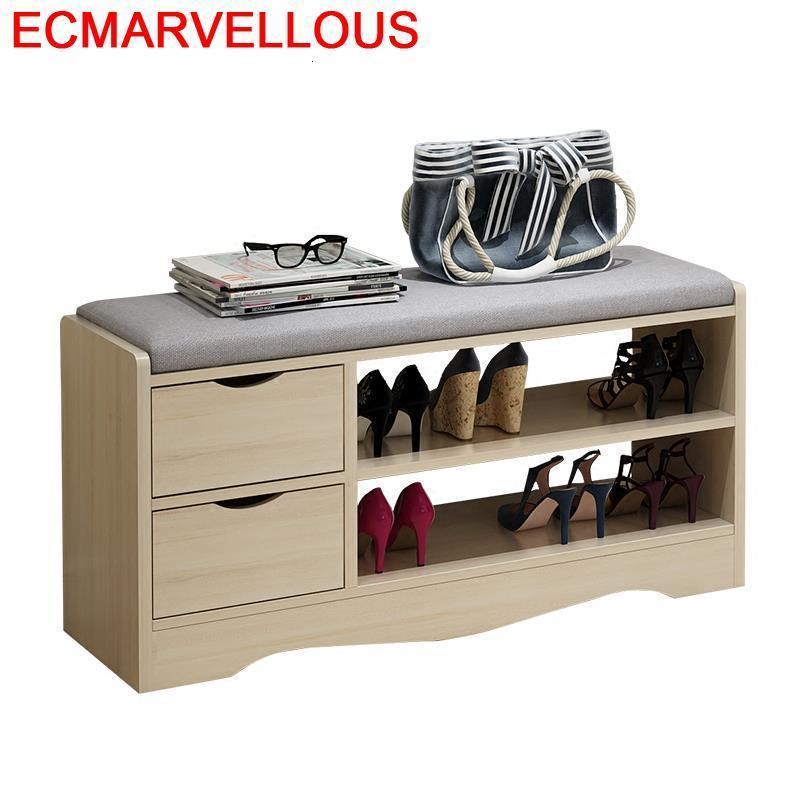 Rangement Sapateira Organizador Armario Kast Meuble Chaussure Minimalist Vintage Organizer Home Mueble Furniture Shoe Rack