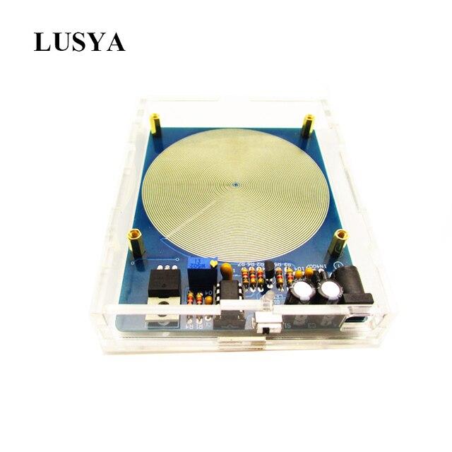 لوسيا شومان 7.83HZ مولد موجة منخفضة التردد للغاية مولد نبض الرنين الطاقة الكونية الرنين مع A1 015 الحال