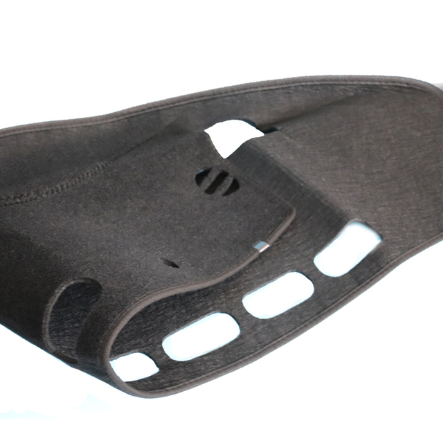 Фото крышка приборной панели автомобиля dash коврик для mg 3 mg3 цена