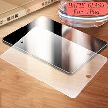 Матовое закаленное стекло с полным покрытием для apple ipad