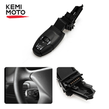 Cruise Control Switch For Peugeot 207 307 308 407 607 807 3008 6242Z9 For Citroen C3 C4 C5 C8 6242Z8 Car Switch Replacement