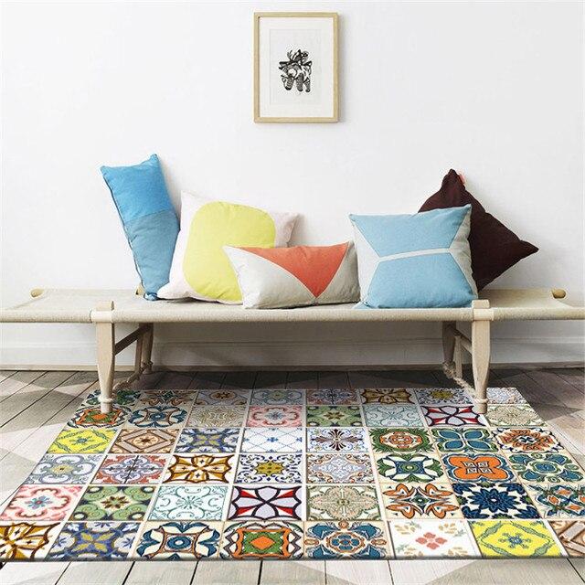 Купить европейский стиль ковер классические наклейки геометрический картинки цена