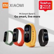 2020 New Xiaomi Mi Band 5 1.1