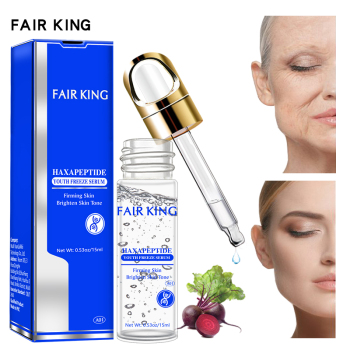 FAIR KING Peptides Collagen Face Serum Hyaluronic Acid Whitening Shrink Pores Anti Aging Moisturizer Retinol Cosmetic Skin Care 1