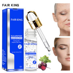 FAIR KING Peptides Collagen Face Serum Hyaluronic Acid Whitening Shrink Pores Anti Aging Moisturizer Retinol Cosmetic Skin Care