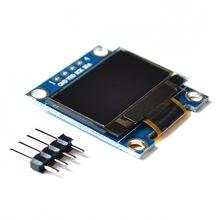 0,96 дюймов oled IIC Serial Белое золото OLED Дисплей модуль 128X64 I2C SSD1306 12864 плата с ЖК-экраном для Arduino